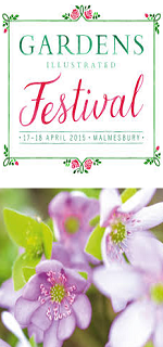 Gardens Illustrated Festival 2015
